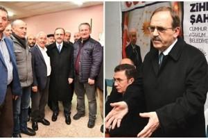 Başkan Zihni Şahin'den Çiftçiye Alım Garantisi
