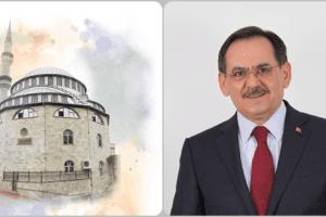 Başkan Mustafa Demir'den 'Kadir Gecesi' Mesajı