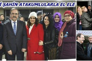 """Başkan Zihni Şahin: """"Gece Gündüz Demeden, Durmadan Yürüyoruz"""""""