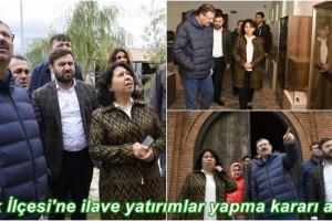 Samsun Büyükşehir'den Ladik Akdağ'a Neşter