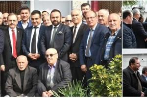 Başkan Zihni Şahin'den Atakum Esnafına Garanti