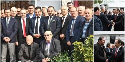Başkan Zihni Şahin Atakum'da Kavaklılarla Buluştu