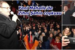"""Başkan Zihni Şahin: """"Partisine Bakmadan Herkesin Başkanı Olacağım"""""""