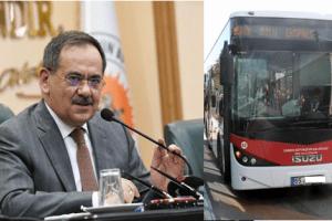 Büyükşehir, Halk Otobüslerine Yakıt Desteği Verecek