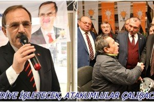 Başkan Zihni Şahin: 'Belediyemizin Tüm Tesislerini Belediye İşletecek'