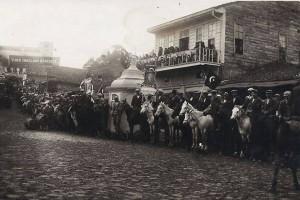 Samsun'da Cumhuriyet Kutlamaları
