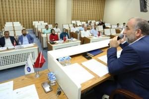 Canik Belediyesi Meclis Üyelerinden Anlamlı Destek