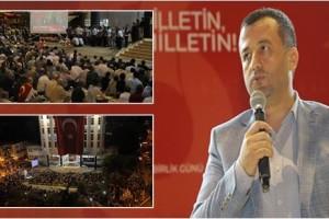 Çarşamba'da 15 Temmuz Demokrasi ve Milli Birlik Günü Etkinliği