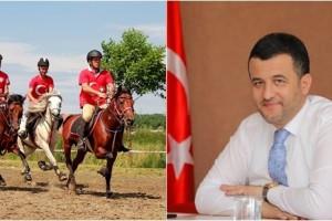 Başkan Doğan'dan Çarşamba Rahvan At Yarışlarına Davet