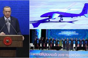 Cumhurbaşkanı Erdoğan 2019 Yılını Değerlendirdi