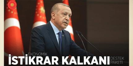 """Cumhurbaşkanı Erdoğan; """"Devlet Olarak Tüm İmkânlarımızı Seferber Ettik"""""""