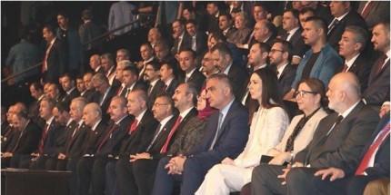100. Yılda Türkiye'nin Kalbi Samsun'da Attı