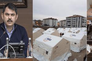 Elazığ'da İnşa Edilecek Konutlar Yıl Sonuna Kadar Tamamlanacak