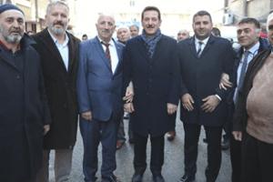 """Erdoğan Tok: """"İlkadım'a Dev Yatırımlar Kazandırdık"""""""