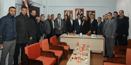 Başkan Erdoğan Tok TÜRKAV İle Buluştu
