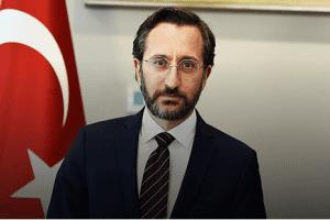 """İletişim Başkanı Fahrettin Altun; """"Spekülasyonlara Kulak Asmayın"""""""