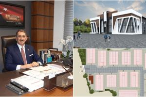 Milletvekili Köktaş: Dev Proje 'Tekstilkent' Hayırlı Olsun