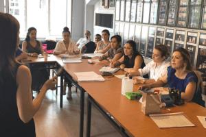 Belediye Personeline Diksiyon ve Güzel Konuşma Eğitimi Veriliyor