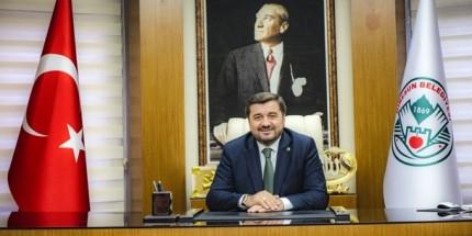 """Başkan Şenlikoğlu; """"Su Fiyatlarını Düşürdük"""""""
