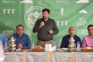 Başkan Şenlikoğlu; ''Giresun'u Turizm Şehri Yapacağız''