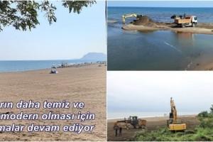 Giresun'da Plajlar Artık Daha Temiz