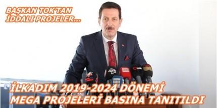 Başkan Erdoğan Tok'tan İddialı Projeler
