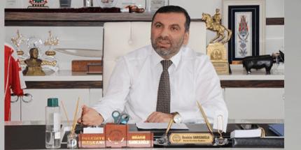 Başkan İbrahim Sarıcaoğlu Basını Kutladı