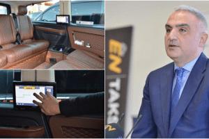 Akıllı Taksi Uygulaması Geliyor