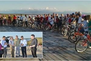 Kızılırmak Deltasında Bisiklet ve Kuş Gözlem Etkinliği