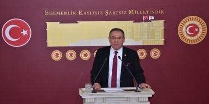"""Milletvekili Kemal Zeybek:  """"Selin Zararları Telafi Edilsin"""""""