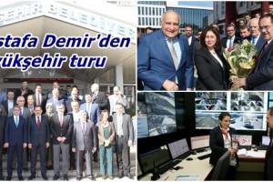 """Mustafa Demir: """"Kimsenin İşiyle Oynamayız, Herkes Rahat Olsun"""""""