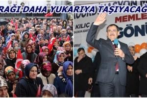 """Mustafa Demir: """"Samsun Altın Çağını Yaşayacak"""""""