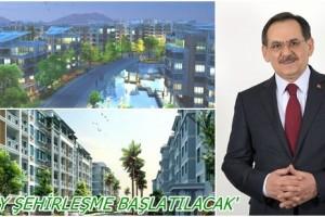 Mustafa Demir: 'Yatay Şehirleşme Önceliğimiz Olacak'