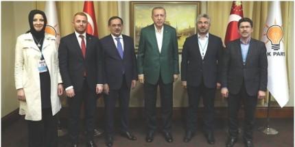 Başkan Mustafa Demir'den Kızılcahamam Değerlendirmesi