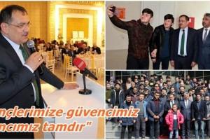 Öğrencilerden Mustafa Demir'e Tam Destek