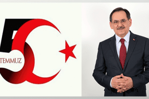 Başkan Mustafa Demir'den Demokrasi Zaferine Davet
