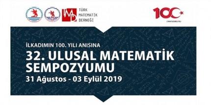 32. Ulusal Matematik Sempozyumu Samsun'da Yapılacak