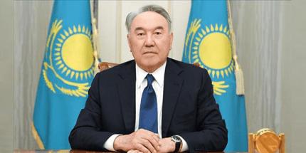 Nursultan Nazarbayev'in Kovid-19 Testi Pozitif Çıktı
