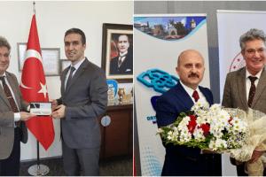 Orta Karadeniz Kalkınma Ajansı'nda Görev Değişimi