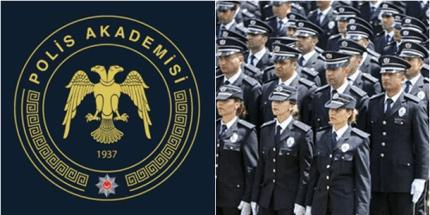 Polis Akademisi'ne 7.000 Öğrenci Alınacak