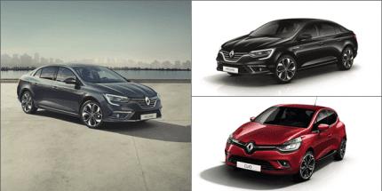 Renault'da Sıfır Faiz ve Cazip Fiyatlar