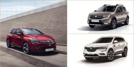 Renault ve Dacia'dan Kış Servis Kampanyası