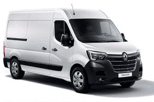 Renault Master Yenilenen Tasarımı ve Konforu İle Satışa Sunuluyor