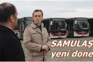 SAMULAŞ'ta Enver Sedat Tamgacı Görevine Başladı