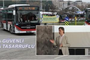 SAMULAŞ Otobüslerinde 'Kara Kutu' Dönemi Başlıyor