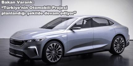 Türkiye'nin Otomobili'ni 2022'nin Sonunda Gururla Yollarda Göreceğiz