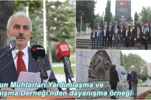 Türkiye Muhtarlar Birliği Kurulmalı