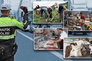 Tarım ve Hayvancılık Faaliyetlerinde Bulunanlar  Yasaktan Muaf Sayılacak