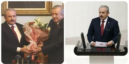Meclisin Yeni Başkanı Mustafa Şentop Oldu