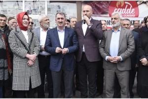 Togar: 'Geçtiğimiz 5 Yılda Tekkeköy Bir Şehir Kimliğine Büründü'